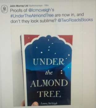 Proof copy Under the Almond Tree