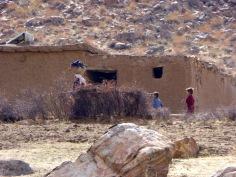 Afghan village life