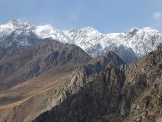 Hindu Kush, near Wakhan Corridor