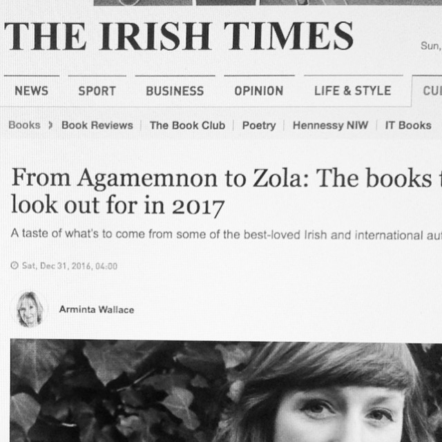 Irish times book reviews