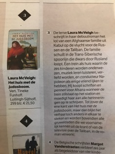 Featured in NRC Handelsblad in The Netherlands